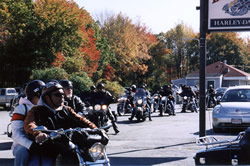 2006 Motorcycle Ride