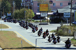2009 Motorcycle Ride