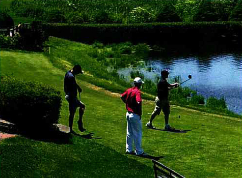 8th Annual Danny-Deb Golf Outing